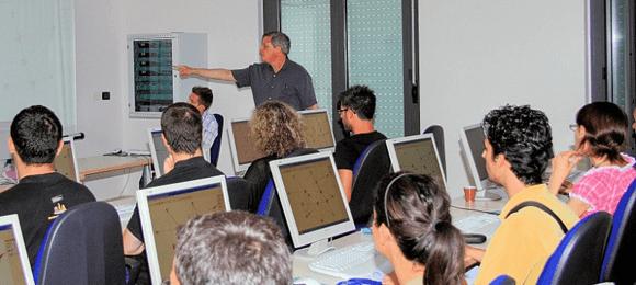 Alta formazione - aula informatica