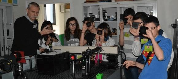 Esperimentando - interferometria