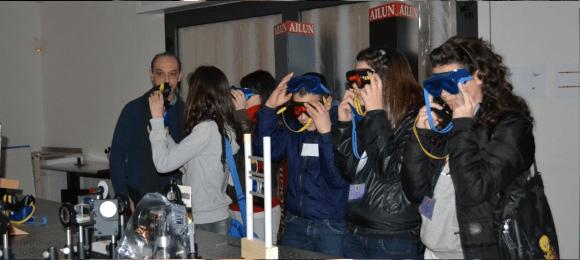 Esperimentando - spettrometria