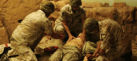 Simulazione militare