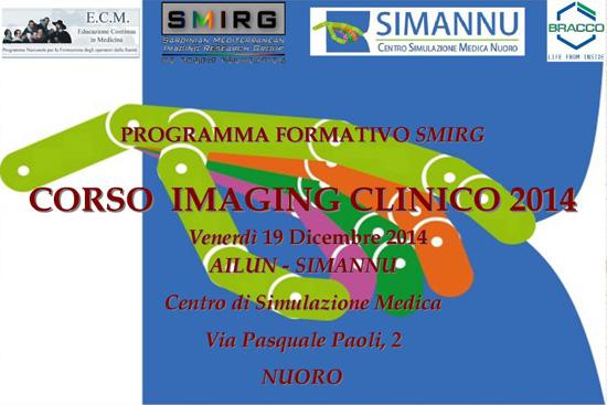 Corso Imaging clinico 2014